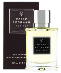 David Beckham Instinct EDT